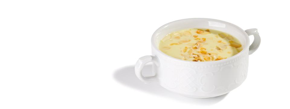 Sopa di almendra